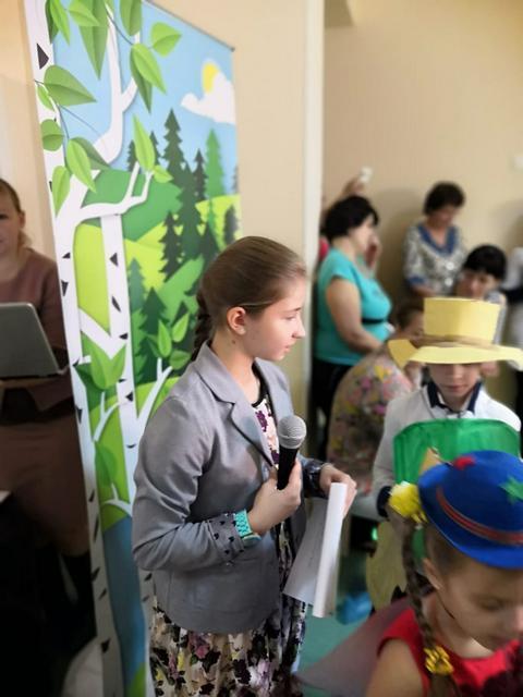 Заключительное мероприятие проекта «Интегративный театр «Вера, Надежда, Любовь»