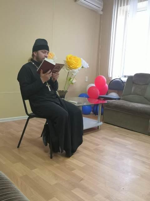 День православной книги отметили в учреждении социальной защиты населения Ленинского района